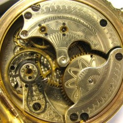 Seth Thomas Grade 202 Pocket Watch Image