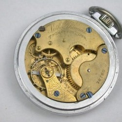 Seth Thomas Grade 34 Pocket Watch Image