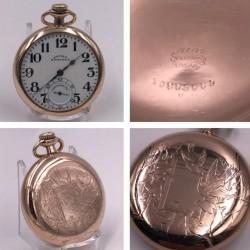 Hampden Grade No. 120 Pocket Watch