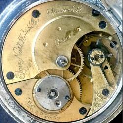 Elgin Pocket Watch #494852