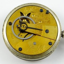 U.S. Watch Co. (Marion, NJ) Grade North Star Pocket Watch Image
