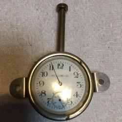 Hampden Grade Champion H (in flag) Pocket Watch