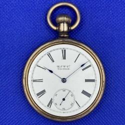 U.S. Watch Co. (Waltham, Mass) Grade Dome Pocket Watch Image