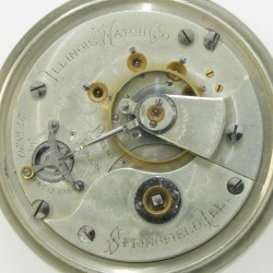 Illinois Grade 100 Pocket Watch