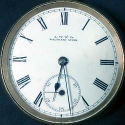Waltham Grade Bond St. Pocket Watch