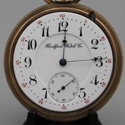 Rockford Grade 555 Pocket Watch