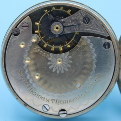Seth Thomas Grade 36 Pocket Watch