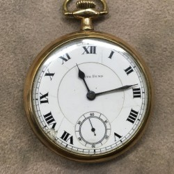 South Bend Grade 207 Pocket Watch