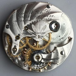 Waltham Grade Am.W.Co. Pocket Watch