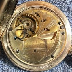 Rockford Grade 84 Pocket Watch