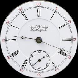 Hamilton Grade 932 Pocket Watch