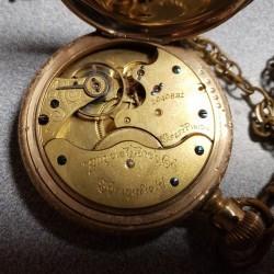 Illinois Grade 111 Pocket Watch