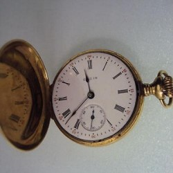 Elgin Grade 320 Pocket Watch