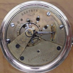 Elgin Pocket Watch #8827476