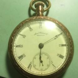 Waltham Grade No. 1 Pocket Watch
