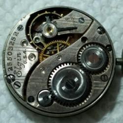 Elgin Pocket Watch #25503252