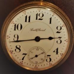South Bend Grade 347 Pocket Watch
