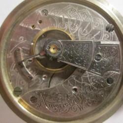 Waltham Pocket Watch #10980063