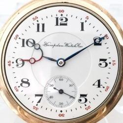 Hampden Grade No. 314 Pocket Watch