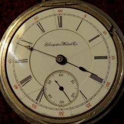 Hampden Grade No. 69 Pocket Watch