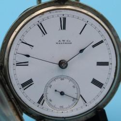 Waltham Grade Wm. Ellery Pocket Watch