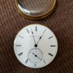 Elgin Grade Experimental Pocket Watch Image