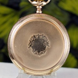 Hamilton Grade 991 Pocket Watch