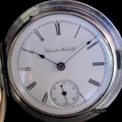 Hamilton Grade 929 Pocket Watch