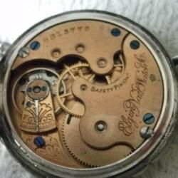 Elgin Pocket Watch #6315775