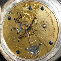 Elgin Pocket Watch #805366