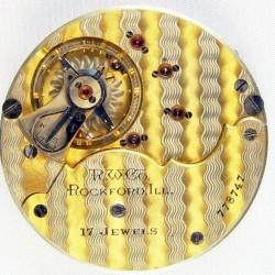 Rockford Grade 838 Pocket Watch