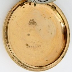 Waltham Grade Vanguard Pocket Watch