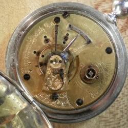 Rockford Grade M1-15J Pocket Watch