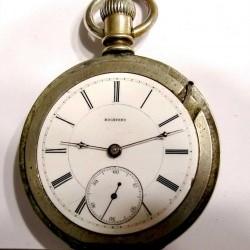 Rockford Grade 47 Pocket Watch Image