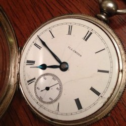Rockford Grade  Pocket Watch Image