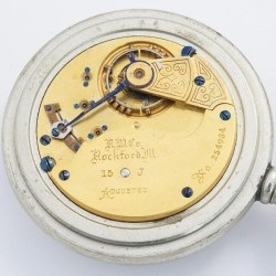 Rockford Grade 78 Pocket Watch Image