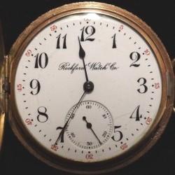 Rockford Grade 590 Pocket Watch Image