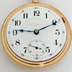 Illinois Grade 64 Pocket Watch