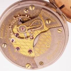 Illinois Grade Bunn Special Pocket Watch