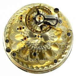 Rockford Grade 935 Pocket Watch