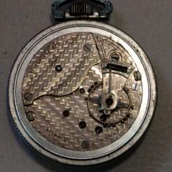 South Bend Grade 333 Pocket Watch