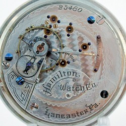 Hamilton Grade 931 Pocket Watch