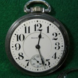 South Bend Grade 219 Pocket Watch