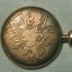 Seth Thomas Grade 35 Pocket Watch