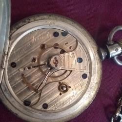 Illinois Grade 101 Pocket Watch