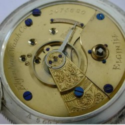 Elgin Grade 13 Pocket Watch