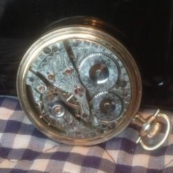 Waltham Grade Maximus Pocket Watch