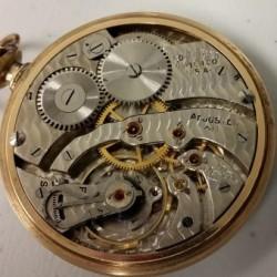 South Bend Grade 411 Pocket Watch