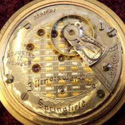 Illinois Grade 89 Pocket Watch