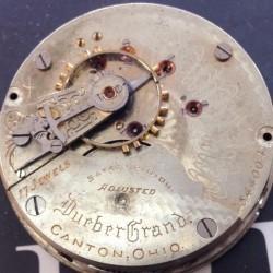 Hampden Pocket Watch #1644004